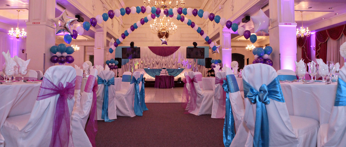 Wedding Banquet Hall Decoration Amp Catering Chicago Linen